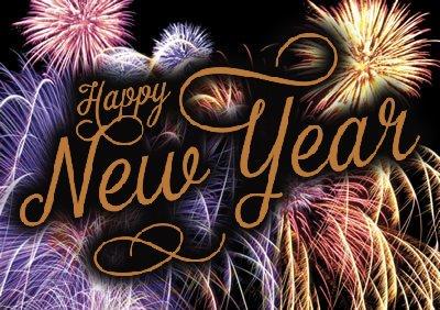 Happy New Year! Closed Dec 31-Jan 2